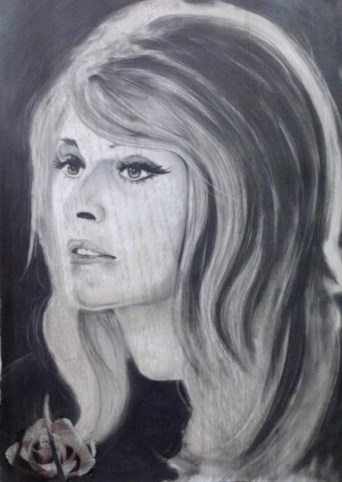 Sharon Tate by edwood.zero